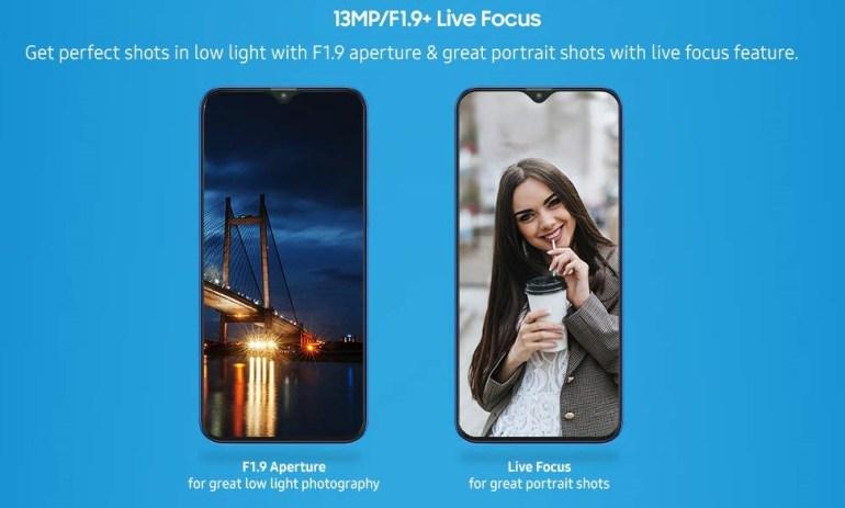 Samsung Galaxy M20-3