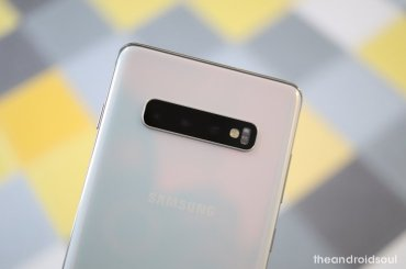 Samsung Galaxy S10 Plus Magisk rooting