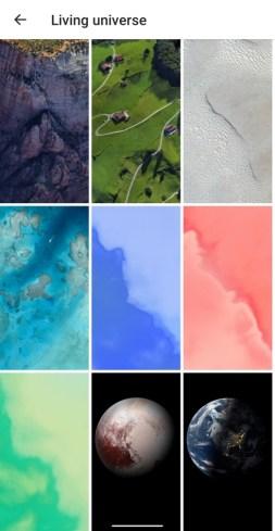 Pixel live wallpapers-1