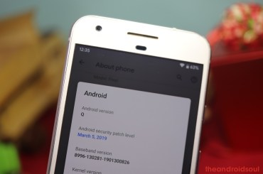 Android Q sideload guide
