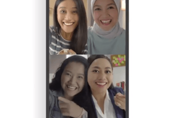 Google Duo group video calling