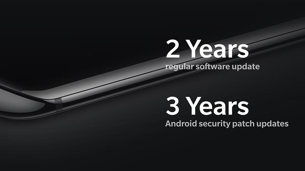 OnePlus 7 Pro software updates