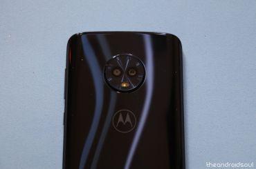 Verizon Moto G6 Android Pie