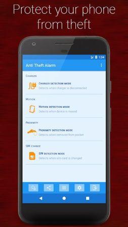 anti theft alarm 1