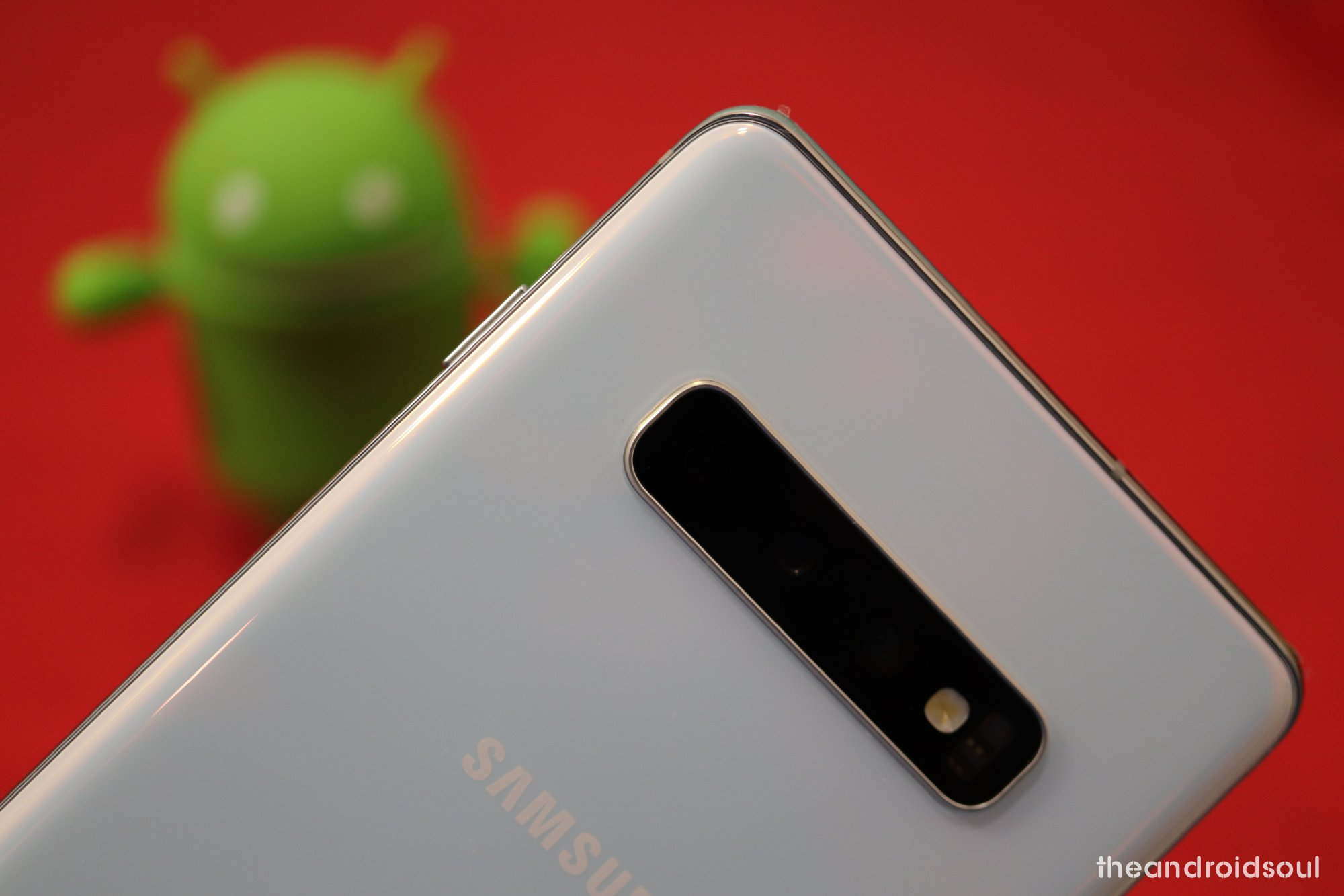 AT&T Galaxy S10 update