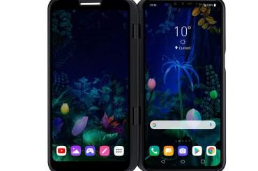 LG V50 smartphone