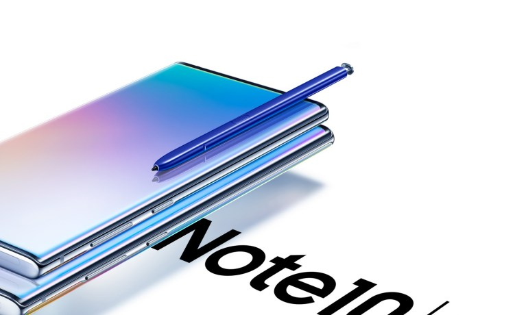 Note 10 Plus Android Q update