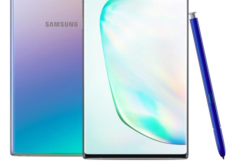 Samsung Galaxy Note 10 Plus update