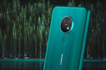 Nokia 7.2 update