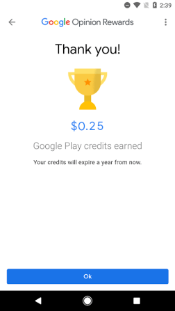 Google Opinion Rewards - 4