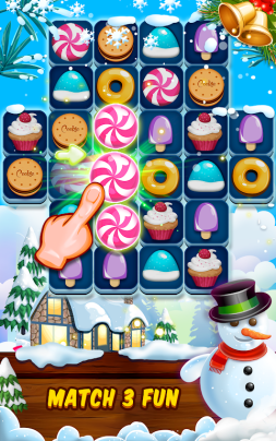 Christmas Candy World-4
