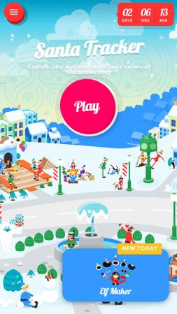 Google Santa Tracker-4