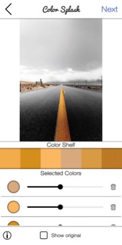 Partial color master-2
