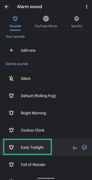 set music as alarm-4-a