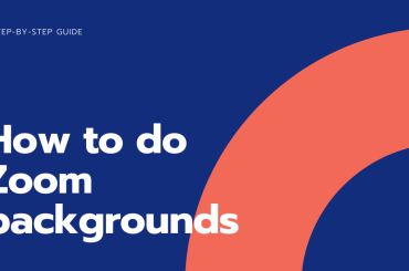 How to do Zoom backgrounds