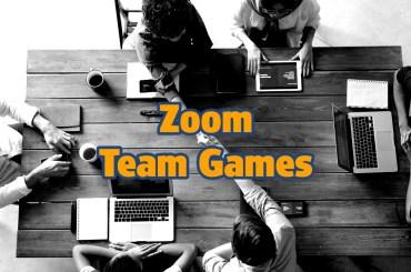 Zoom Team Games