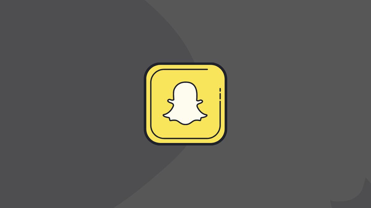 Snapchat camera black issue