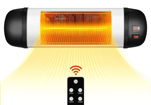 13 Great Electric Patio Heaters You Should Know About If Buying One