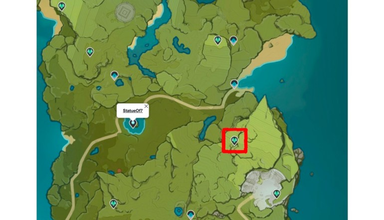 Anemoculous Locations Genshin Impact 22