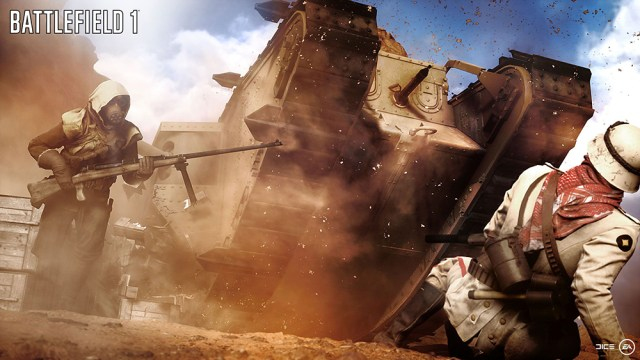 BF1 Tanks