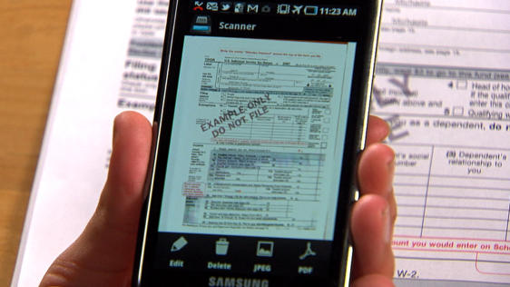 10 Best Document Scanner Apps For Android Mobile  Nerd's