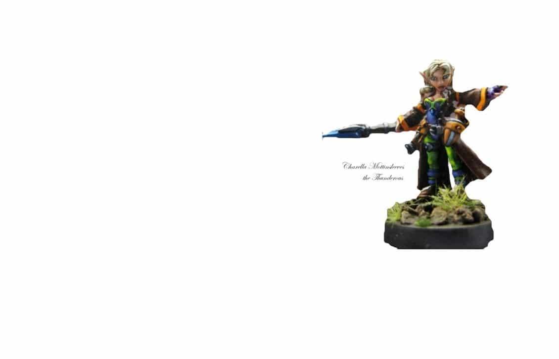 A D&D 5e NPC Gnome Wizard