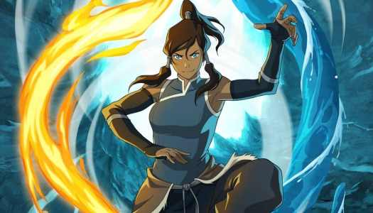 The Legend of Korra and the Hero's Journey