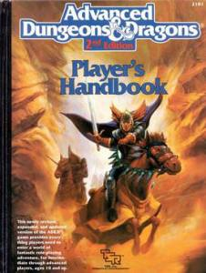 D&D 2nd Edition (2e)