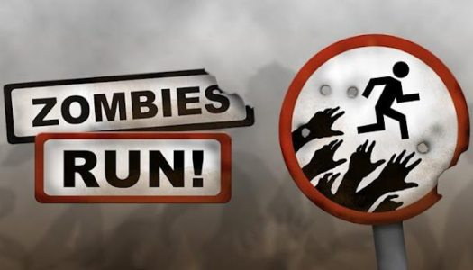 Geek Fitness: Zombies, Run!