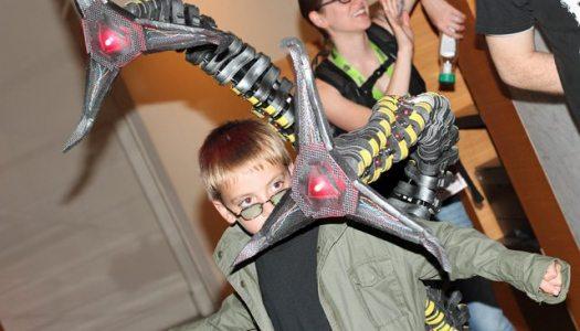 Being a Nerd Dad: Halloween Costume Ideas Worthy of Your Nerdspawn