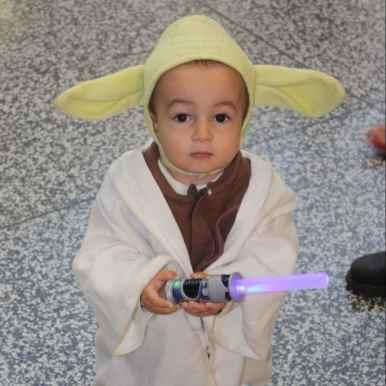 Lil' Yoda