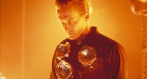 T-1000 –Terminator 2: Judgement Day