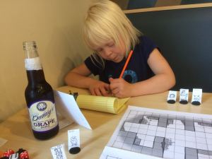 RPGs build writing and storytelling skills.