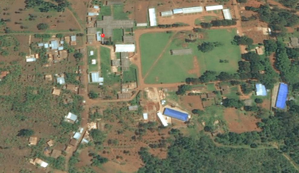 Burundi D&D Map