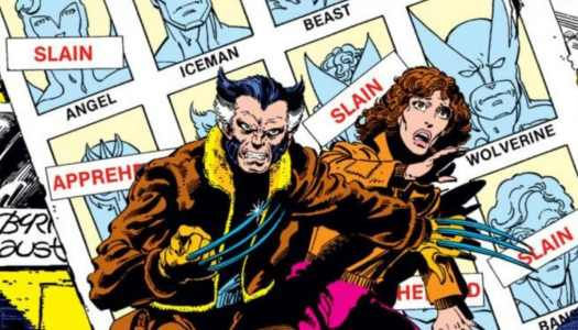A Look Back at the Legendary Chris Claremont X-Men Run in The Best There is at What He Does