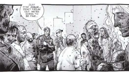 7 Times The Walking Dead Comic was too Controversial for Television
