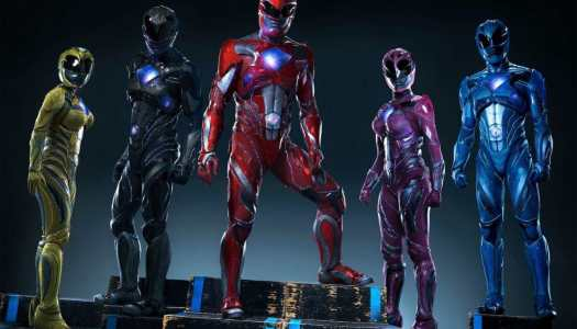 Early Skepticism about the Upcoming Power Rangers Movie