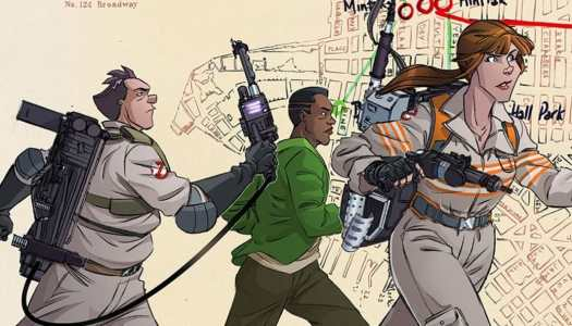 A Video Introduction to Ghostbusters 101 from IDW