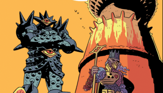 The Nerds On Earth Spoiler-Free Review of Head Lopper #5