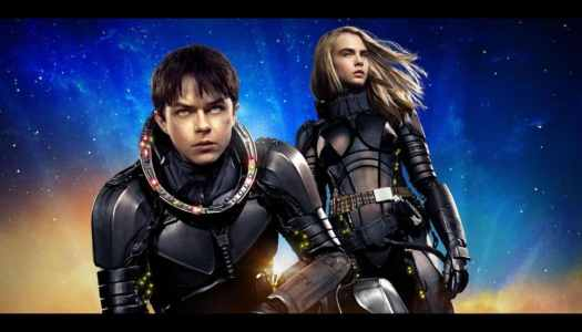 Review of Valerian: Visually Stunning But Not Much Else