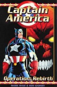 captain america waid