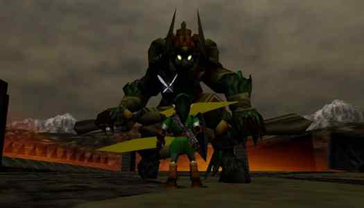 The Top 7 Bosses from the Legend of Zelda
