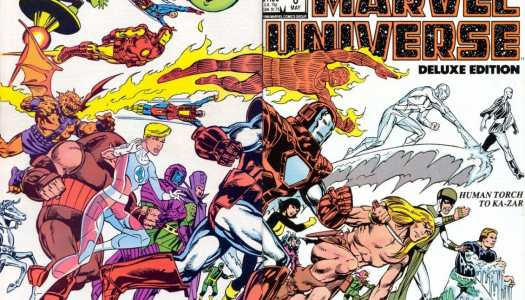 The Official Handbook of the Marvel Universe: Decades Old Encyclopedias that are Still Special to This Day