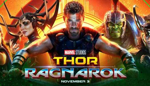 A Review of the New Thor Movie: Ragnarok-ing It