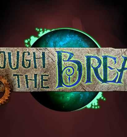 through the breach logo
