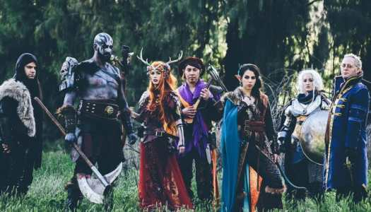 Jump in on Critical Role's Second Campaign!