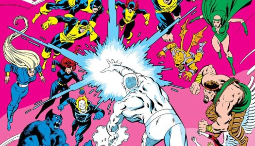 Comics You Should Read: Iceman mini-series from 1984