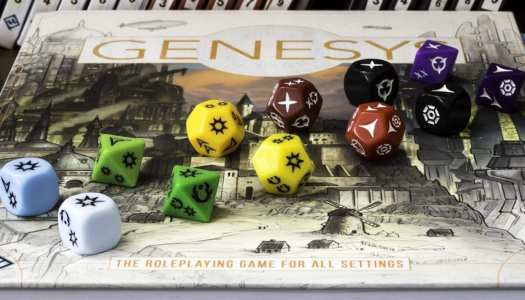 A Review of the Wide Open Genesys RPG by Fantasy Flight Games