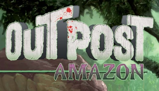 Outpost Amazon: A Quick But Challenging Card Game