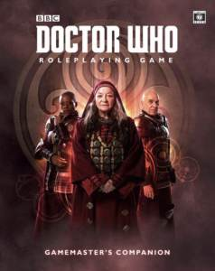 Doctor Who Roleplaying Game: Gamemaster's Companion